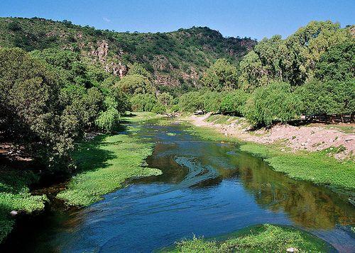 Sierras de Córdoba.