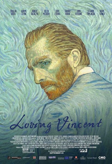 """""""Loving Vincent"""" is nominated for the Best Animated Feature Film in this year's Oscars and it is absolutely deserved! """"Loving Vincent"""" is a unique and beautifully animated film.  Highly recommended!"""