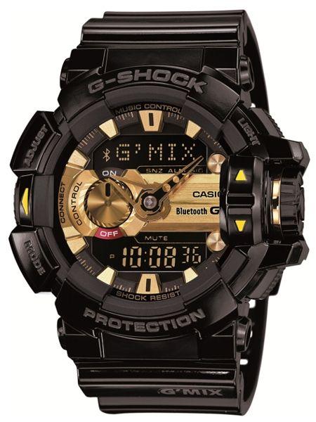 CASIO G-SHOCK G-MIX | GBA-400-1A9ER