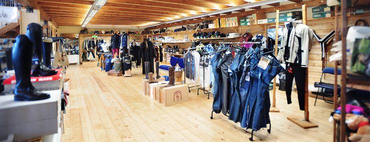 Selleria LA STAFFA, Attrezzature ed abbigliamento per equitazione, Selleria LA STAFFA