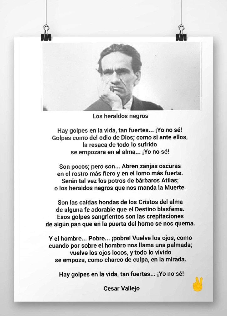César Vallejos Historical Figures Historical