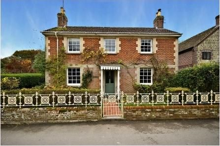 Detached house for sale in Brook Street, Fovant, Salisbury