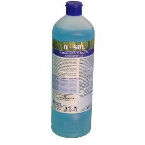 D-Sol Folyékony tisztító- és fertőtlenítőszer