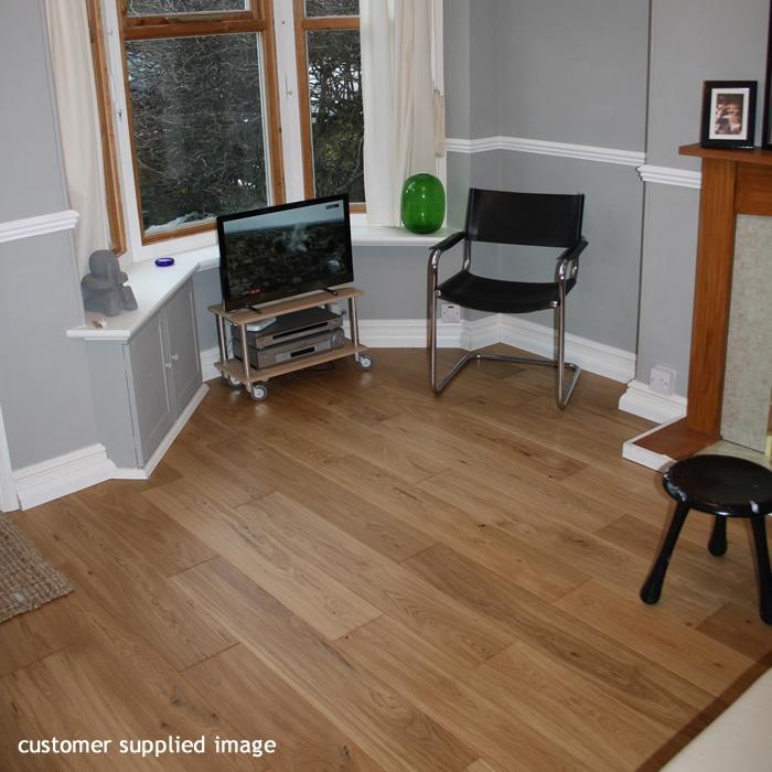 Natura Oak Ballymore Engineered Wood Flooring in 2019