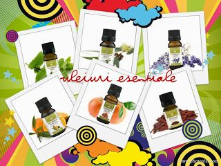 Va propunem 9 retete cosmetice pe baza de uleiuri esentiale.