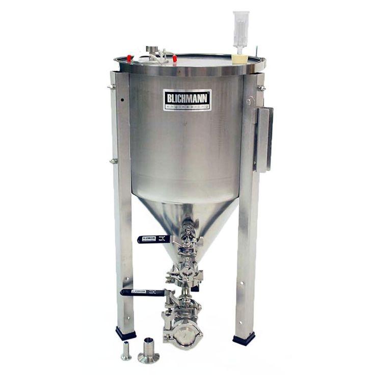 Blichmann 7 gallon fermenator with triclamp sanitary
