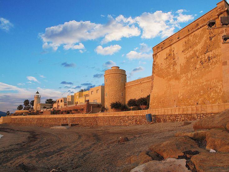 Castillo de Roquetas
