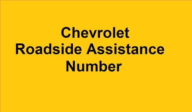 You Can Find  24/7 Chevrolet Roadside Assistance Phone Number, Contact Number, Support Number, 1-800 Toll Free Numbers & Contact  information