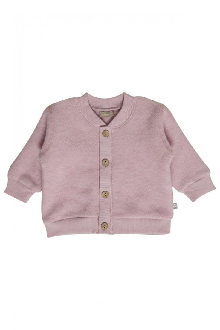 Sweatshirts - Wool Merino - Cardigan, ull