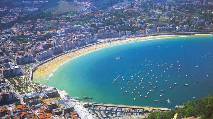 Immerse yourself into the trip of your life! Choose San Sebastian in Spain for your next holiday destination. Service offered to you by Altex Travel Ltd.