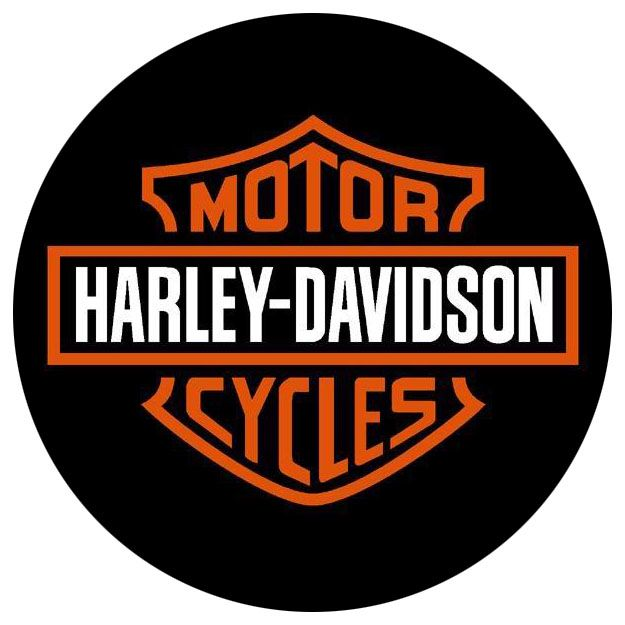 HARLEY DAVIDSON- Logo Lights for Auto or Cycles Blackenwolf.com