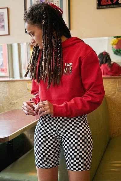 Vans & UO Checkerboard Biker Short  Style  #Biker #CHECKERBOARD #Short #Style   …  – Oufit