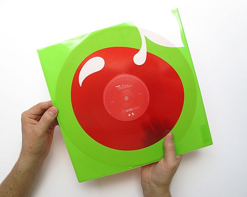 Toddla T - Cherry Picking, one of my favourite pieces from last years Record Store Day.