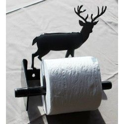 Deer Loo Roll Holder