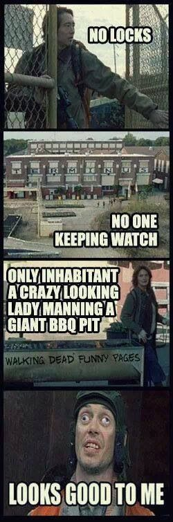 Lol TWD. Not to mention the name alone is suspicious and a reason to avoid that place