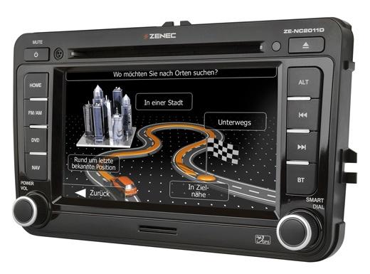 #Zenec ZE-NC2011D - Pasvorm Navigatie voor het VAG platvorm. Pasklaar en een perfecte vervanger voor een #VW #RNS510, VW #RNS315, #Skoda Columbus, Skoda Amundsen. Geweldige pasklare #OEM navigatie voor verschillende Volkswagen, Skoda en Seat modellen.