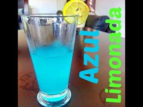 Limonada AZUL -Estrella22