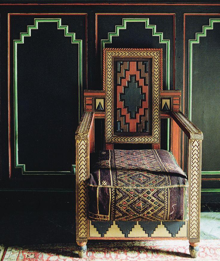B22 Design  aqqindex: Yves Saint Laurant, Interior