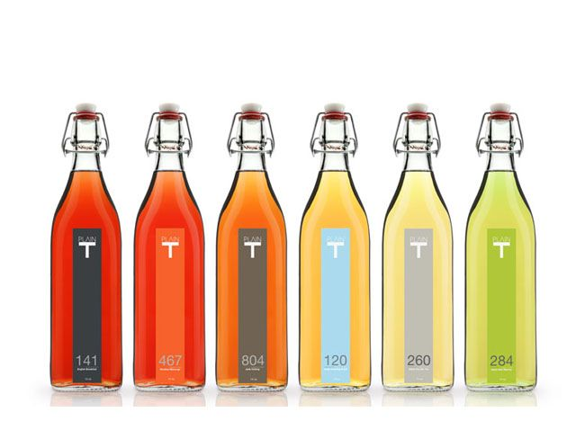Plain T on Packaging of the World - Creative Package Design Gallery