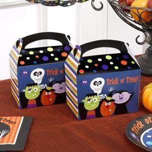 Children's Halloween Party Lunchbox