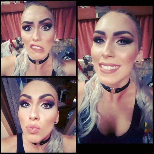 Crazy me #makeuplover #makeup #sephora #nyx #makeupforever #revolution #kiko #chocker #bershka #showgirl #circus #aerialist