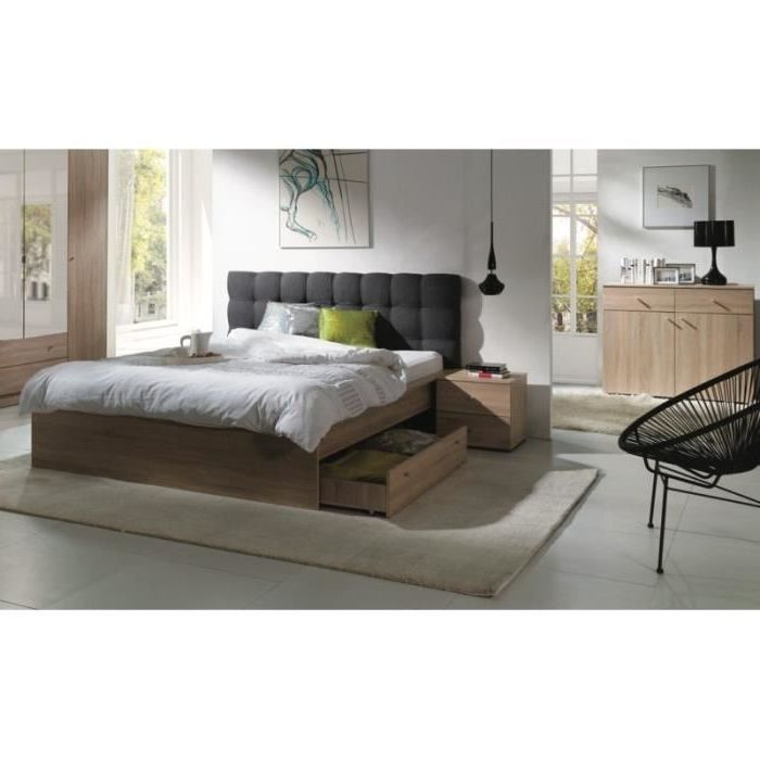 Awesome Chambre A Coucher Conforama Adulte Ideas Design Trends ...