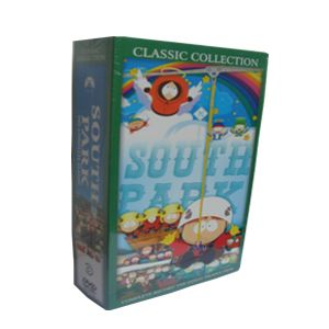 South Park Seasons 1-17 DVD Box Set http://www.dvdsetsdiscount.com/south-park-seasons-117-dvd-box-set-p-2225.html