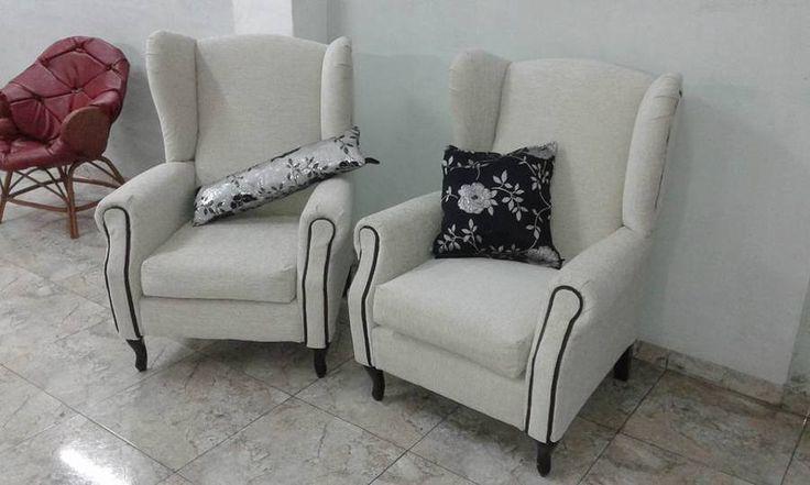 Butacas clasicas totalmente restauradas y tapizadas - Butacas tapizadas modernas ...