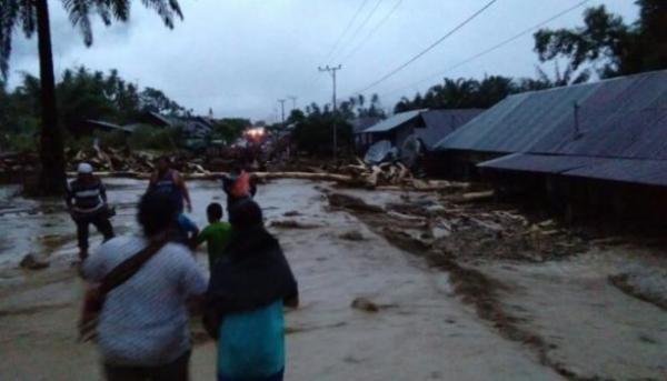 Duh, Balita Terseret Banjir Bandang di Aceh Tenggara