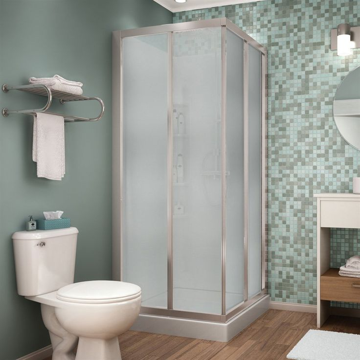 32 inch corner shower stall. Stock photo of the shower we used  Maax Mediterranean III Corner Shower Kit Mistelite Glass at Menards Tiny b c this is biggest could fit Best 25 kits ideas on Pinterest showers