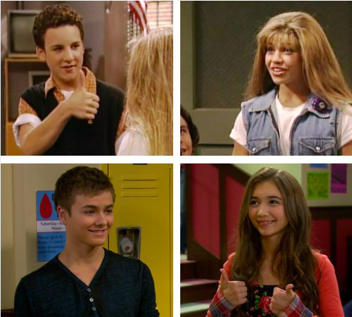 girl meets world business 'girl meets world' is finally back and, better yet, the series' second season is kicking off with a 'premiere week' event featuring a new episode every day.