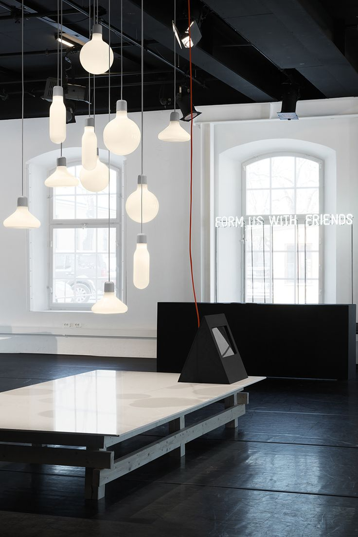 Form Pendants By Us With Love For Design House Stockholm SE