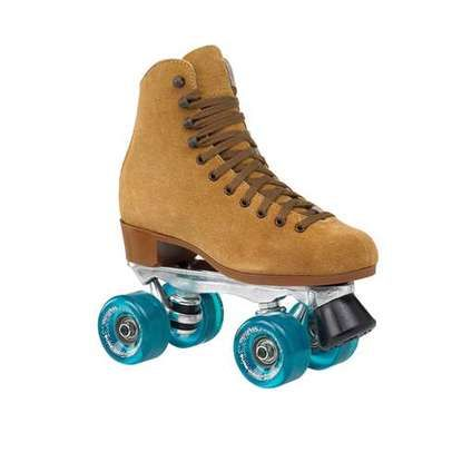 Boardwalk Motion Outdoor Roller Skates-The perfect westside old school skate for getting out onto the boardwalk with style. -The unique look and style of these skates helps to make them a great choice -Choose a great and suitable color for the wheels