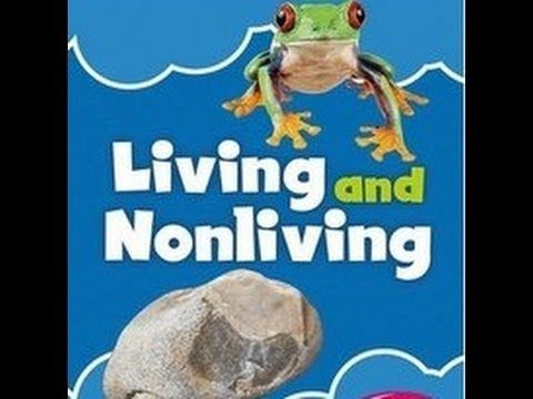 Living and Non-living things video for kids