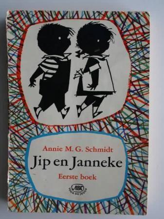 Jip en Janneke pocket, jaren 70