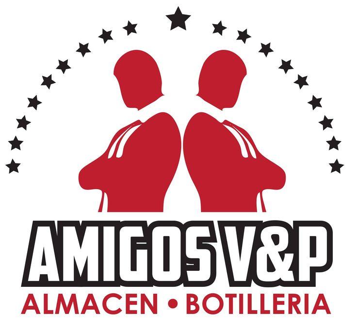 Logotipo para botilleria y almacen.
