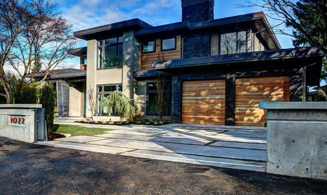 Single Modern House Vancouver Special Architectural Style House Plans 5385 House Styles Modern House Modern Family