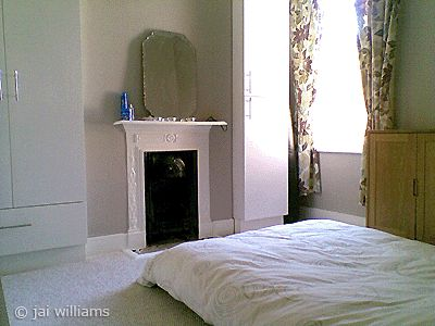 small victorian bedroom with an open fireplace ideas for