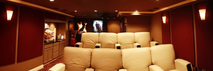 Show me your COMPLETED Theater! - Page 8 - AVS Forum   Home Theater Discussions And Reviews