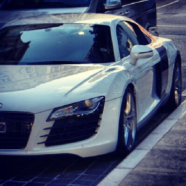 Audi R8 enough said...