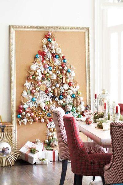 Pin It - We're Loving These Christmas Tree Alternatives - Photos