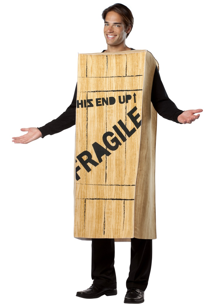 A Christmas Story Fragile Box Costume Box costumes, Cute