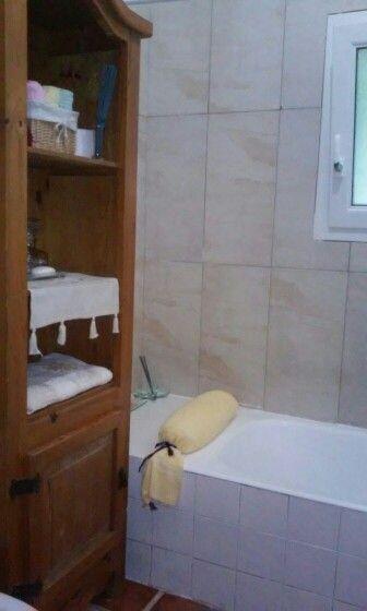 Bathroom pillow