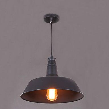 Anheng Lys ,  Traditionel / Klassisk Rustikk/ Hytte Vintage Rustikk Maleri Trekk for LED Metall Stue Soverom Spisestue Leserom/Kontor