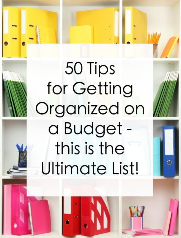 Les 17 meilleures images concernant Organizing/Storage sur Pinterest