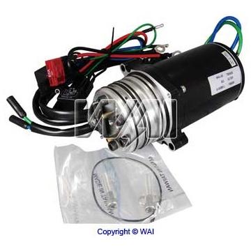 NEW TILT AND TRIM MOTOR MERCURY 10815PN 99186 99186-1 99186T 6278 OBB Starters and Alternators