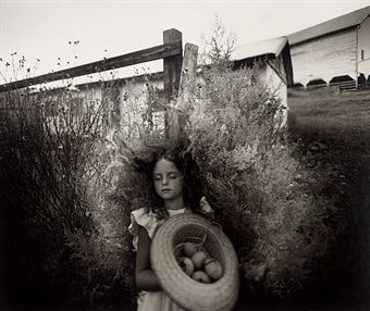 """Yard Eggs"" Sally Mann"