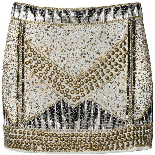 fun skirt! good for new years!