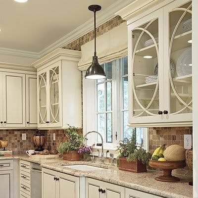 white springs granite pictures   Which granite with my offwhite cabinets - White Springs or SC ...