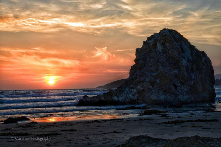 Pismo Rock by Cindy Graham on 500px